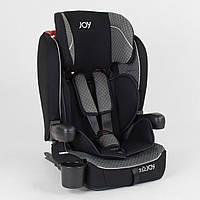 Автокресло Joy 51226 с ISOFIX | Возраст ребенка от 9 месяцев до 12 лет, вес 9-36 кг (группа 1-2-3)