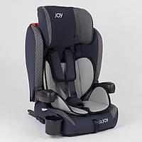 Автокресло Joy 24812 с ISOFIX | Возраст ребенка от 9 месяцев до 12 лет, вес 9-36 кг (группа 1-2-3)