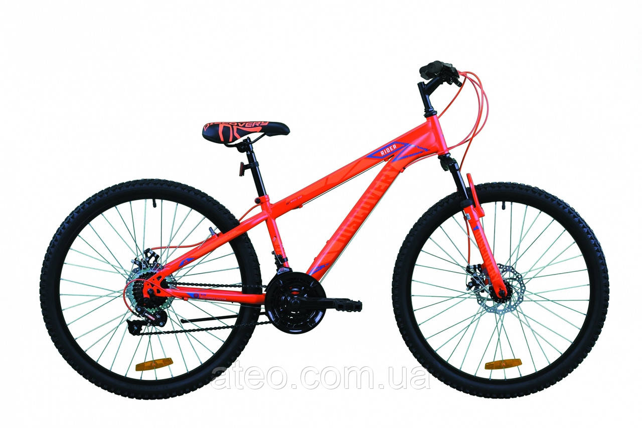 """Велосипед ST 26"""" Discovery RIDER AM DD рама-18"""""""