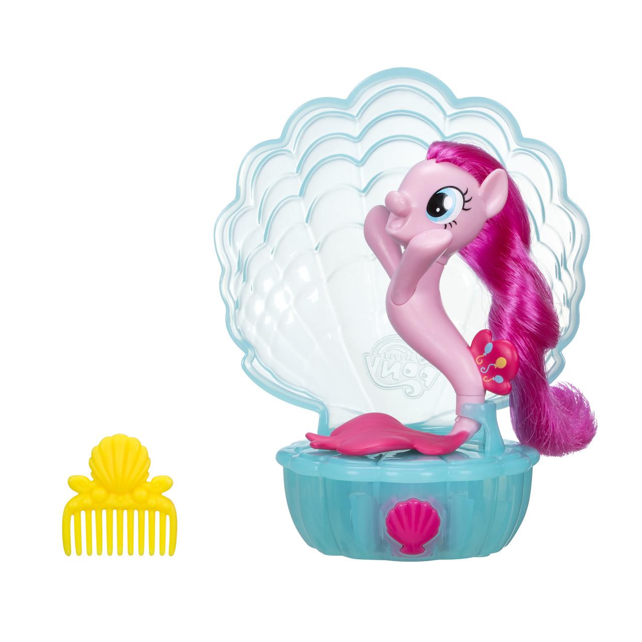 My Little Pony Pinkie Pie поні русалка, яка співає (Май Литл Пони Русалка Пинки Пай музыкальная Ракушка )