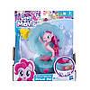 My Little Pony Pinkie Pie поні русалка, яка співає (Май Литл Пони Русалка Пинки Пай музыкальная Ракушка ), фото 2