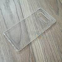 Силиконовый чехол KST для Samsung Galaxy Note 8 (n950) с защитой от ударов. Прозрачный, фото 1
