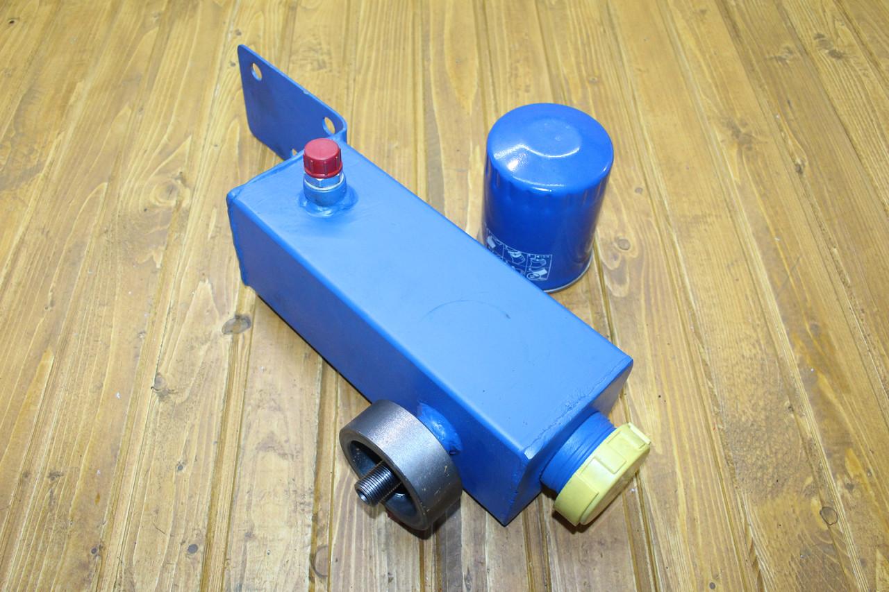 Гідробак масляний ЮМЗ-6 під насос-дозатор +фільтр 019