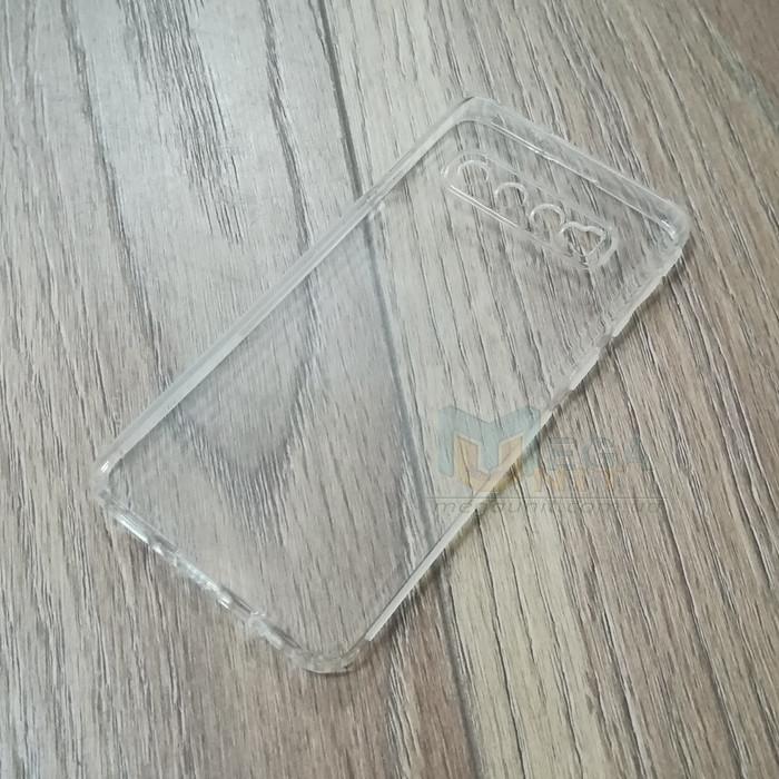 Силиконовый чехол KST для Samsung Galaxy S10 (g973) с защитой от пыли и ударов. Прозрачный