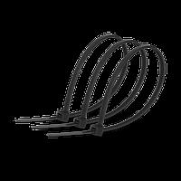Кабельная стяжка, хомут 4*300 черная