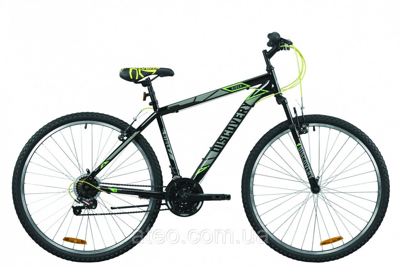 "Велосипед 26"" Discovery RIDER 2020 Vbr 18""-рама"