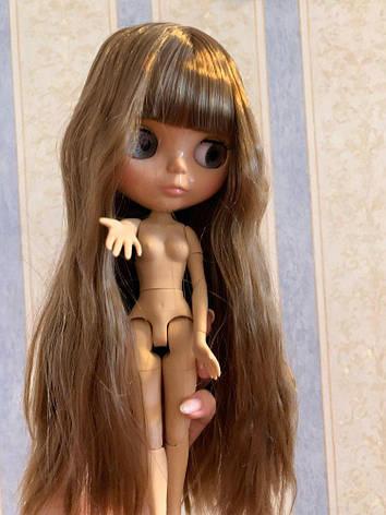 Шарнирная кукла Блайз Blythe 30 см! без одежды 4 цвета глаз, фото 2