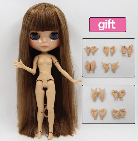 Шарнирная кукла Блайз Blythe 30 см! без одежды 4 цвета глаз