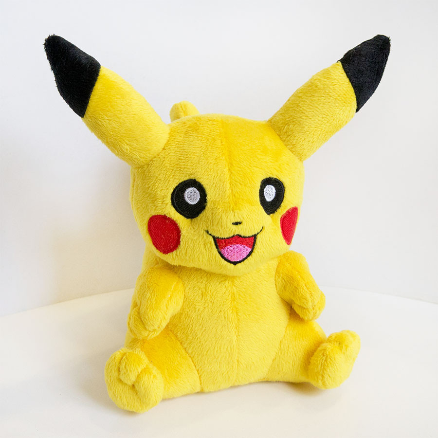 Игрушка Pokemon Пикачу с улыбкой 20 см