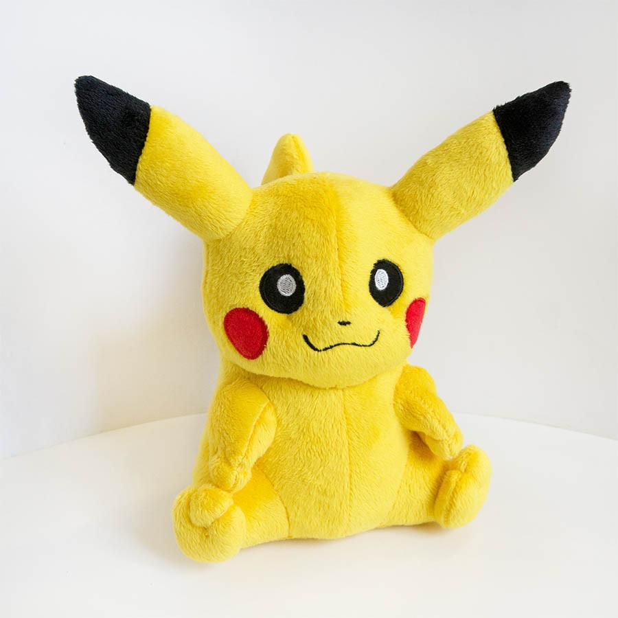 М'яка іграшка плюшевий Покемон Пікачу 20 см