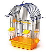 Клітка для птахів Лорі Ретро 45 х 28 х 18 см Помаранчева