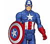 Фигурка Капитан Америка Hasbro Мстители Marvel Avengers Titan Hero Series Captain America 30 см, фото 3