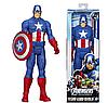 Фигурка Капитан Америка Hasbro Мстители Marvel Avengers Titan Hero Series Captain America 30 см, фото 4