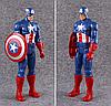 Фигурка Капитан Америка Hasbro Мстители Marvel Avengers Titan Hero Series Captain America 30 см, фото 6