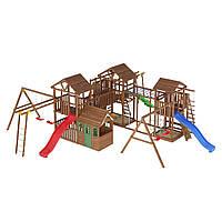 Игровая детская площадка WOODEN TOWN 17
