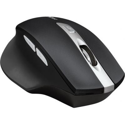 Мишка Trust Lagau Left-handed Wireless Black (23122)