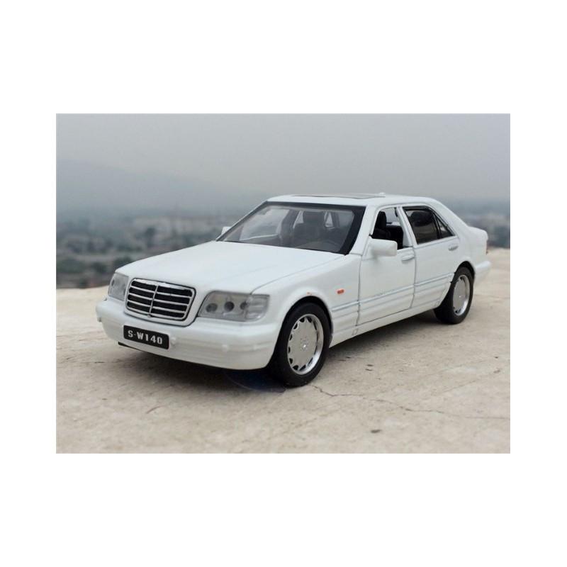 Машинка металл Mercedes-benz