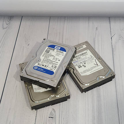 """Жесткий диск для компьютера 3.5"""" 1500 Gb SATA 2, фото 2"""