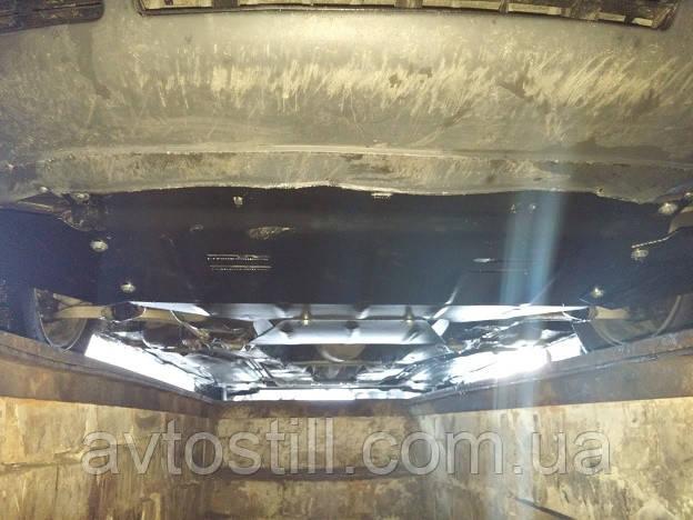 Захист картера двигуна і коробки передач Alfa Romeo 159 V2,2 (2005-2011)