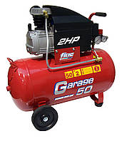 Компрессор поршневой прямоприводный GARAGE 50  (ресивер 50 л, пр-сть 170 л/мин)