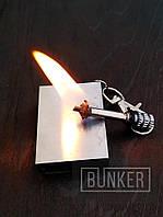 Вечная бензиновая зажигалка спичка Make Fire (огниво)