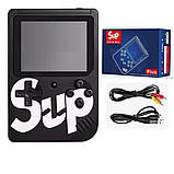 Игровая приставка SUP Game Box 400 in 1 (400 встроенных игр) Black, фото 4