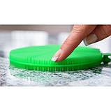 Силиконовая мочалка Better Sponge Набор щеток - губок универсальные силиконовые 3 шт, фото 6