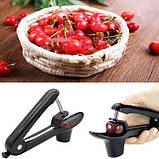 Прибор для удаления косточек из вишни Cherry Olive Pitter, фото 4