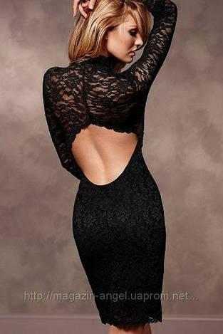 Платье гипюровое 1150
