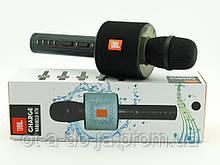 Микрофон с функцией караоке JBL V8 Karaoke KTV Charge MP3 Player USB microSD AUX Bluetooth FM черный