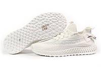 Мужские кроссовки в стиле Navigator 5G-Hwei, текстиль, белые, 41(25 см), в наличии:41,43,44,45,46