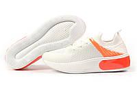 Женские кроссовки в стиле Navigator, текстиль, белые, 36(23,2 см), в наличии:36,38,39,40,41
