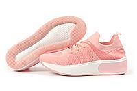 Женские кроссовки в стиле Navigator, текстиль, розовые, 36(23,2 см), в наличии:36,37,39,40,41