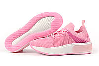 Женские кроссовки в стиле Navigator, текстиль, розовые, 36(23,2 см), в наличии:36,38,39,40,41