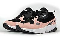 Женские кроссовки в стиле Navigator, текстиль, черные с пудрой, 37(24,3 см), в наличии:37,38,39,40,41
