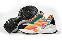 Женские кроссовки в стиле Navigator, замша, текстиль, разные цвета, 36(23,5 см), в наличии:36,37,38,39,41