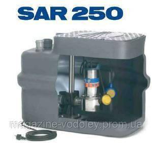 Канализационная станция SAR 250 - Dm 20 Pedrollo (Италия)