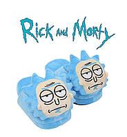 Тапочки Рик и Морти / Rick and Morty стелька 28см