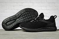 Мужские кроссовки в стиле Pacer Navigator, текстиль, черные, 44(28,8 см), в наличии:44,45