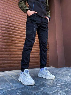 Штаны Papin Brodyaga (черные), фото 2