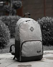 Рюкзак Backpack Ambition (светло-серый), фото 3