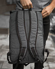 Рюкзак Backpack Journey (темно-серый), фото 2