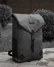 Рюкзак Backpack Journey (темно-серый), фото 3