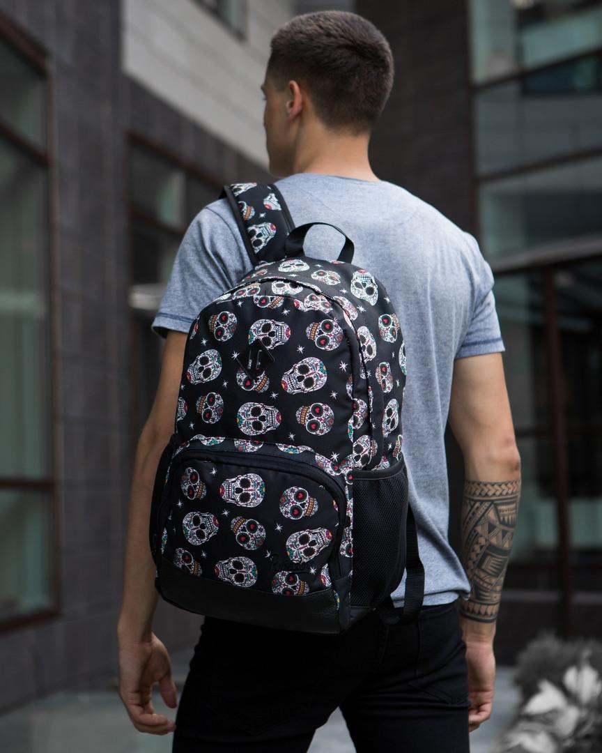 Рюкзак Backpack Ambition (Diamantovi cherepy)