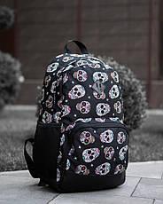 Рюкзак Backpack Ambition (Diamantovi cherepy), фото 3