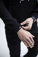 Мужская кофта Strong (черная), фото 3