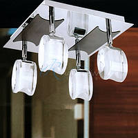 Светильник-Спот потолочный с поворотными плафонами 1447/4