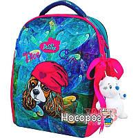 Школьный ранец DeLune 7-148 + мешок + мягкий пенал + мишка + ленточка
