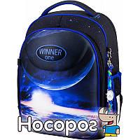 Ранец для школы Winner One 6018 + часы
