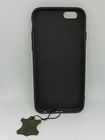 Чехол бампер Mavis для iphone 6 6S черный, фото 2